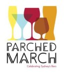 Parched March logo